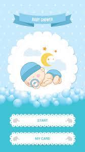 Baby Shower Invitations Card Ba Shower Invitation Cards Maker Hd