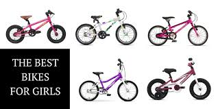 The Best Girls Bikes Bikes: Bicycles for Little and Big (2019