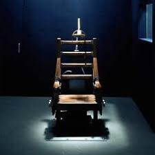 modern electric chair. the electric chair was introduced as a \ modern h