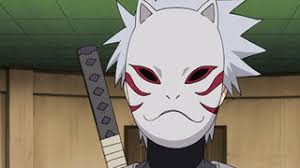 kakashi shadow of the anbu black ops a mask that hides the heart