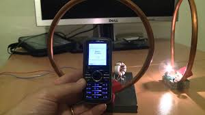compact wireless charging for mobile phone