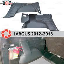 Внутренняя подкладка колеса арки для <b>Lada Largus 2012</b> 2018 ...