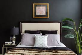 rules to remember when you want dark walls in a small space