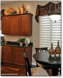 kitchen cabinets decor top of best above cabinet ideas liqui