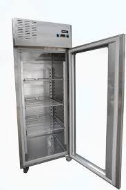 single door upright freezer on castorssingle split door upright freezer on castors