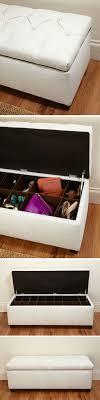 Shoe Storage Ottoman Best 10 Under Bed Shoe Storage Ideas On Pinterest Under Bed