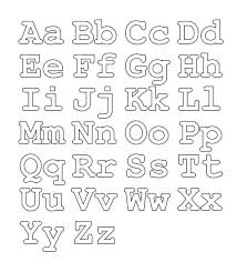 Small Picture 340 best ABC pracovni listy omalovnky images on Pinterest