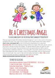 toys christmas food drive holiday distribution neighbors angel flyer 2015 final food pantry