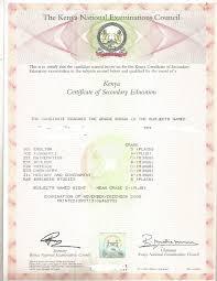 Fake Certificate Makers Kenya Fake Certificates Kenya
