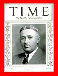 TIME Magazine Cover: Torkild Rieber - May 4, 1936 - Business