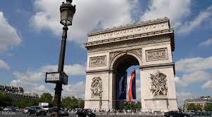 บัตรเข้าชมประตูชัยอาร์กเดอทรียงฟ์ด้วยช่องทางพิเศษ ในกรุงปารีส ประเทศฝรั่งเศส