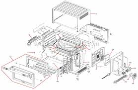 breville bov800xl parts list and diagram ereplacementparts com