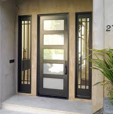 exterior mdf door