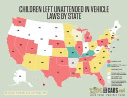 My Chart Ar Childrens State Laws Kidsandcars Org