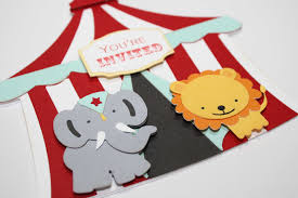 Circus Theme Invitation Circus Party Invitations Is One Of The Best Idea For You To Make