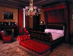 red mansion master bedrooms. Delighful Red What Do You Think About This Gothic Bedroom Design It May Just Be Creepy  Or Even Look The Coolest Inside Red Mansion Master Bedrooms R