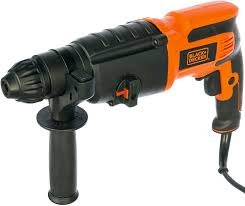 <b>Перфоратор</b> Black+Decker <b>SDS+</b> BDR26K - цена, отзывы ...