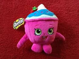 Brand New Shopkins Cupcake Chic Plush Collectables Gumtree