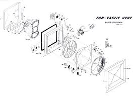 fantastic fan 6500 wiring diagram model wiring diagram data fantastic fan replacement parts atwood rv fantastic fan wiring diagram