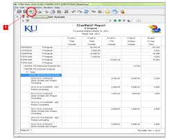 financial management excel exporting a budcast report to microsoft excel financial management