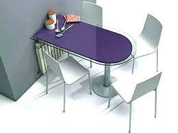 Table Ronde Rouge Cuisine Table De Cuisine Rabattable Best Tables