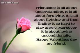 Valentine Quotes For Friends Inspiration Valentines Day Messages For Friends