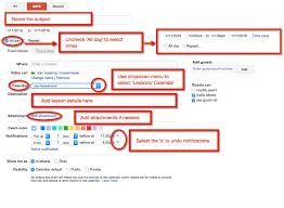 Lesson Plans Google Calendar Nowa Techie