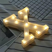 3d number 26 large wooden letters