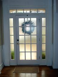 glass entry doors. frosted glass front entry door black spray eg krylon or doors