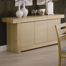 modern minimalist wooden kitchen buffet design