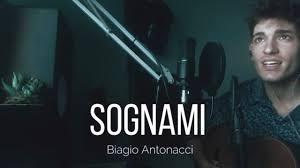 Biagio Antonacci - Sognami - COVER - YouTube
