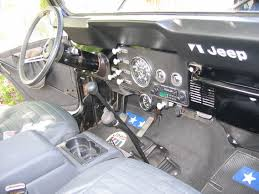 where to mount aftermarket tach jeepforum com i have a bit smaller tach but i mounted it under the dash and it has been fine be they make a mount for th larger one too