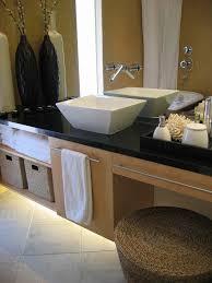 Modern towel bars bathroom contemporary with bath accessories ...
