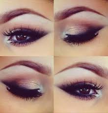 diffe eye makeup ideas how to apply diffe eye makeup styles for brown eyes 6833 so