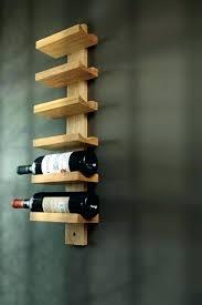 modern wall wine rack hanging wall wine rack modern wine rack creative wrought iron wood wall