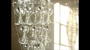 solar powered chandelier artwork wmv