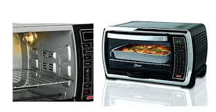 oster 6 slice toaster oven