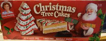 I love those little debbie cakes that are in the shape of trees at christmas. Take 5 It S Beginning To Taste A Lot Like Christmas Take5 Nwestiowa Com