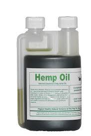 hemp oil health