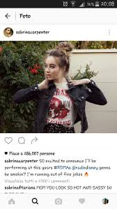97 best images about Sabrina Carpenter Photography on Pinterest