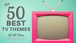 The 40 Best TV Theme Songs Of All Time Music Features Best Unique Old Love Songs 50s Lyrics Rhyme