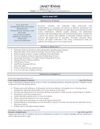 Entry Level Data Analyst Resume New Design Data Analyst Resume