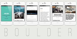 Newspaper App Template Eight Typeengine Themes To Customize Your Magazine Or Newspaper App