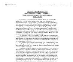 The American Dream In Death Of A Salesman English Literature Essay