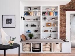 20 built in bookshelf styling tips