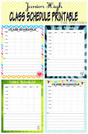 Class Schedule Excel Template Download Class Schedule Template Planner Ideal Co Student Word