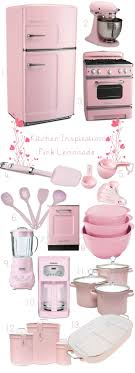 Pink Kitchen 17 Best Ideas About Pink Kitchens On Pinterest Pink Kitchen