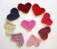 Heart Crochet Pattern Stunning Easy Crochet Heart Pattern Repeat Crafter Me