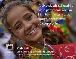Resultado de imagem para dia mundial para o desenvolvimento da cultura