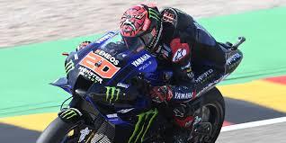 Fabio Quartararo einziger Yamaha-Pilot in den Top 15, Maverick Vinales auf  P21